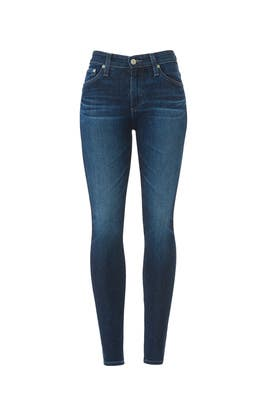 Deep Willows Farrah Jeans by AG