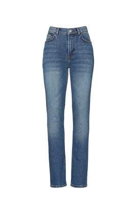 Palermo Liza High Straight Jeans by Reformation