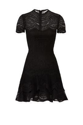 Mixed Lace Mini Dress by Jonathan Simkhai