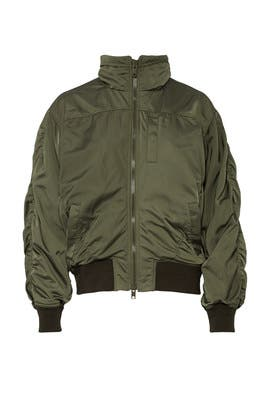 Mountain Green Bomber by VINCE.