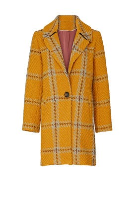 Fin Coat by Waverly Grey