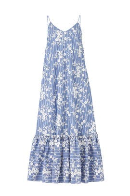 Bloom Embroidery Maxi by Nicholas