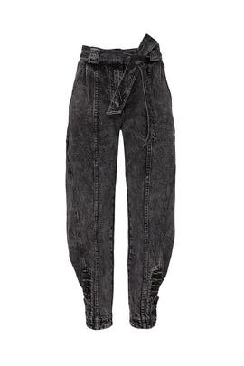 Faded Carmen Jeans by Ulla Johnson