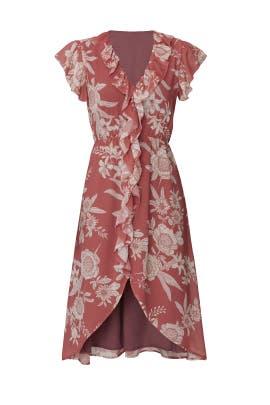 English Rose Midi Dress by Wish