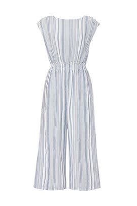 Picnic Stripe Emanelle Jumpsuit by Roller Rabbit