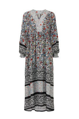 Janis Patchwork Maxi by See by Chloe