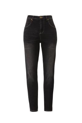 Black Seine Jeans by Universal Standard