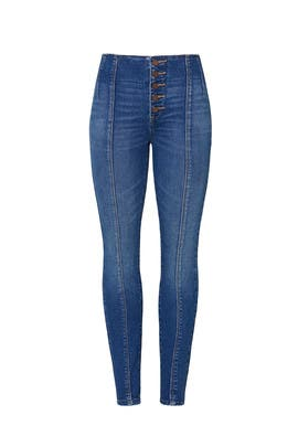 Radio Silence Jeans by BlankNYC