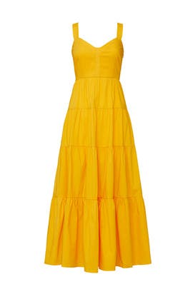 Yellow Cutie Maxi by Color Me Courtney