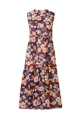 Bailey Print Mila Dress by M.i.h. Jeans