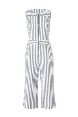Striped Jumpsuit by Splendid