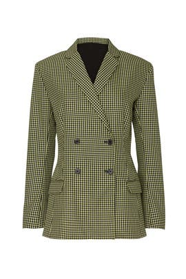 Dylan Double Breasted Blazer by CAPULET