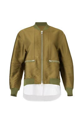Tromp Loeil Bomber Jacket by 3.1 Phillip Lim