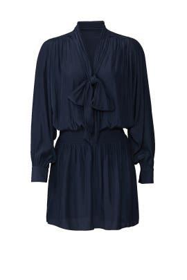 Navy Winslow Dress by Ramy Brook