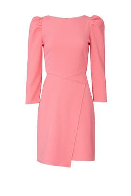Pink Upton Dress by Shoshanna
