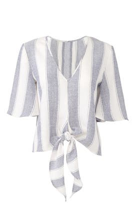 Waters Edge Blouse by Wish