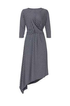Clara Wrap Front Dress by B Collection by Bobeau