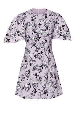 Lilac Floral Dress by Keepsake