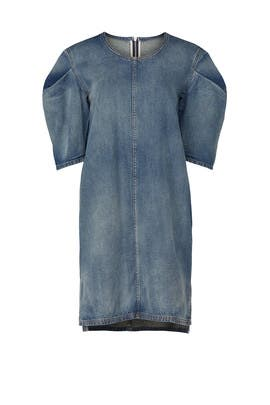 Indigo Denim Dress by MM6 Maison Margiela
