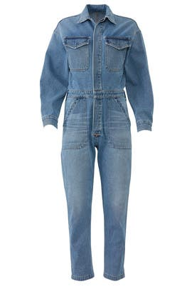 Marta Denim Jumpsuit by Citizens Of Humanity