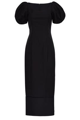 Puff Sleeve Allison Dress by Khaite