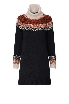 Fair Isle Sweater Dress by Madewell