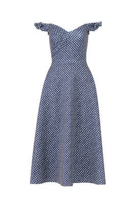 Polka Dot Ruth Dress by SALONI