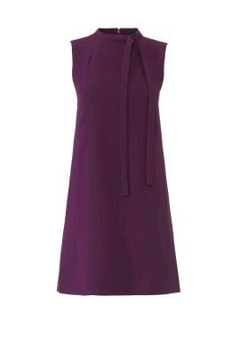 Skinny Tie Purple Shift by Slate & Willow