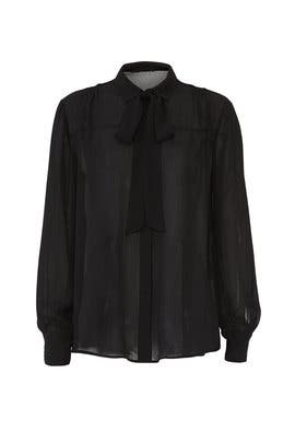 Black Blouse by Slate & Willow