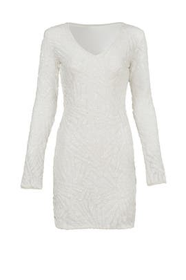 Mosaic Blanca Dress by BCBGMAXAZRIA