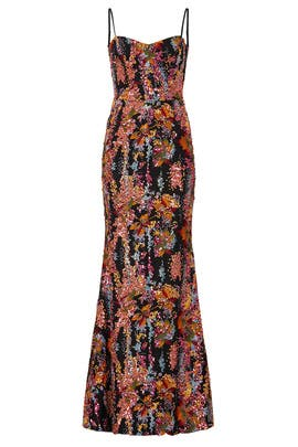 Giovanna Gown by Dress The Population