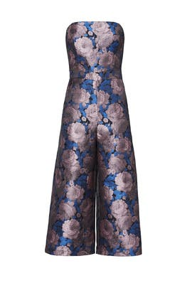 459e81935d0c Mauve Floral Jumpsuit by Greylin for  30 -  40