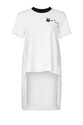 Watering Can High Low Tee by MONSE