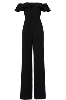 Black Biondi Jumpsuit by Jay Godfrey