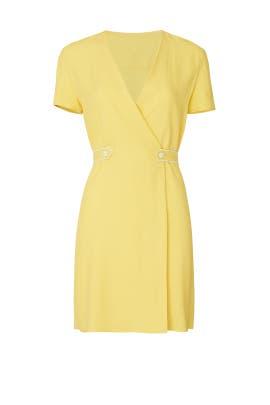Yellow Tabitha Dress by rag & bone
