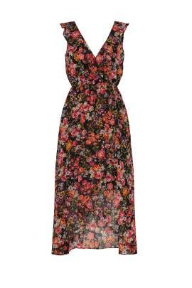 Floral Printed Wrap Dress by Rachel Rachel Roy