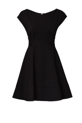 Classic Ponte Fiorella Dress by kate spade new york