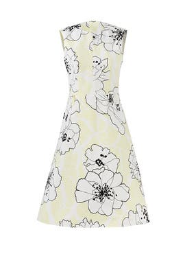 Citrus Floral Dress by Marni