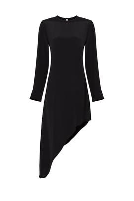 Black Helene Dress by Alexis