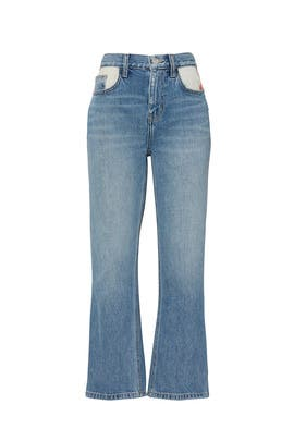 The 5 Pocket Vanessa Jeans by Current/Elliott