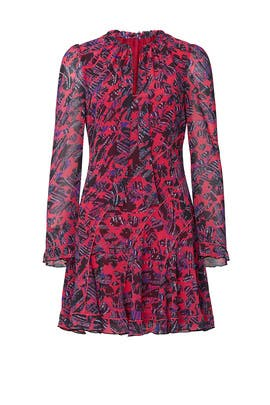 Catia Floral Dress by Derek Lam 10 Crosby