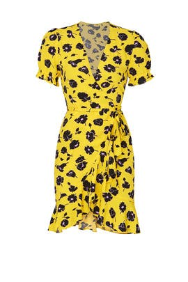 Emilia Wrap Dress by Diane von Furstenberg