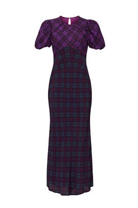 Plaid Cher Dress by RAHI