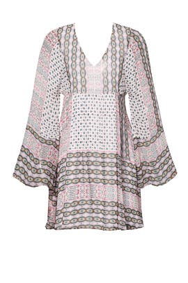 Printed Redland Dress by Rebecca Minkoff