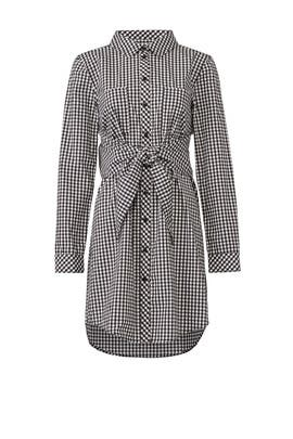 Tali Tie Front Shirtdress by Sanctuary