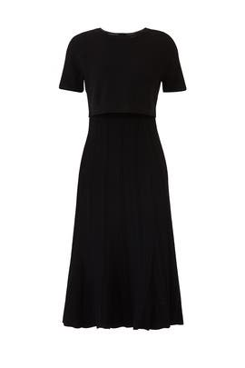 Textured Popover Midi Dress by Proenza Schouler