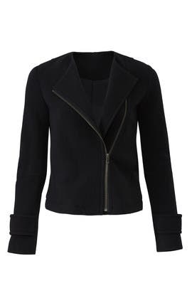 Cross Front Jacket by VINCE.