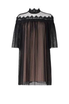 Black Lulu Dress by nha khanh