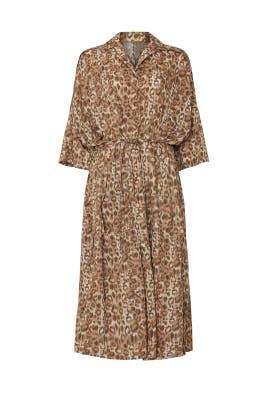 Tea Length Shirtdress by Victor Alfaro Collective