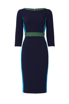 Leah Ottoman Dress by Boden